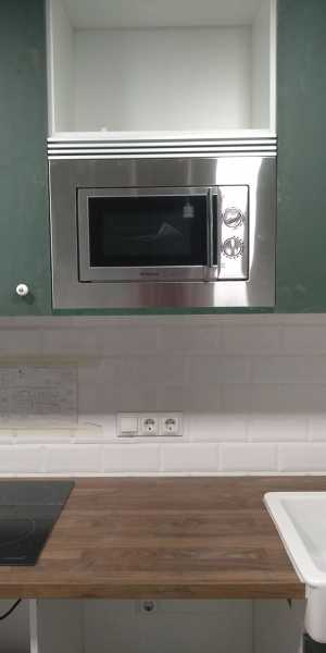 Cocinas, diseño, suministro y montaje