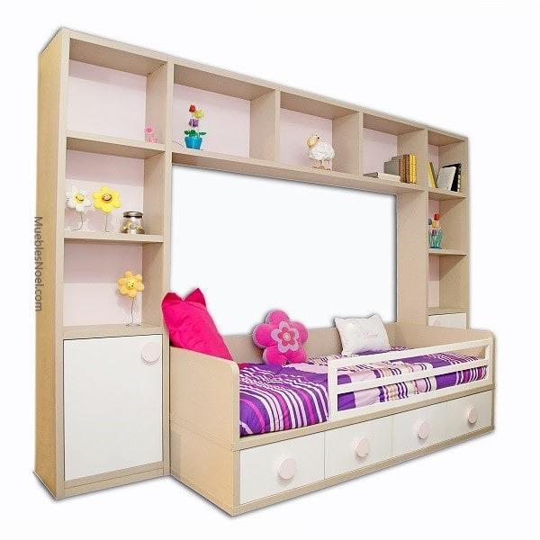 Dormitorio infantil Decor.