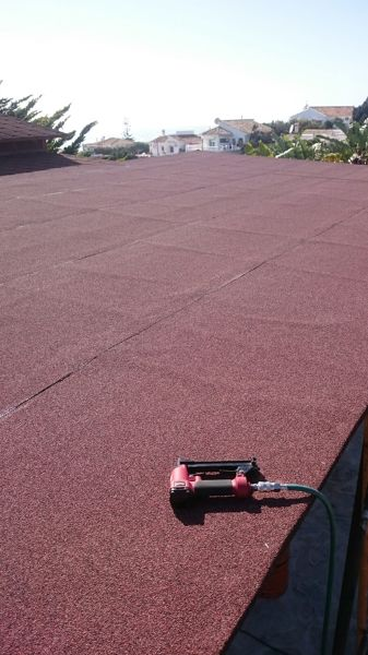 impermeabilizaciónes de cubiertas, terrazas y todo tipo de superficies.