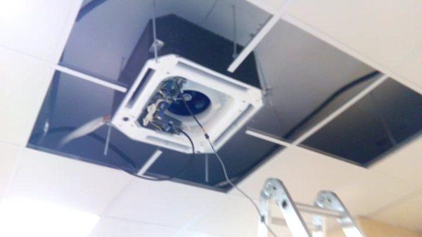 Instalación Aire acondicionado Inverter clase energética A++