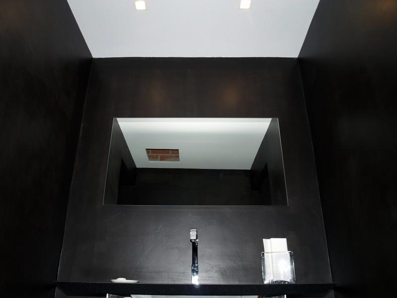 Baño En Microcemento:Oferta reforma de baño con microcemento