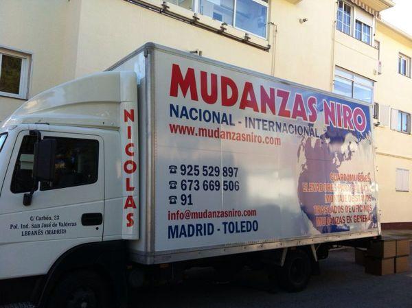 Mudanzas NIRO, S.L