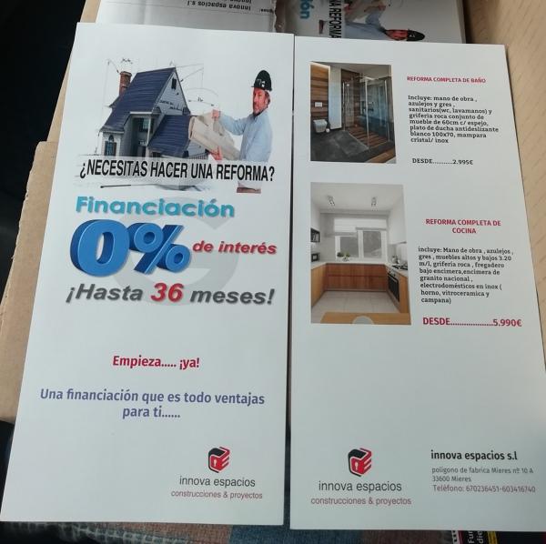 ofertas  y servicios