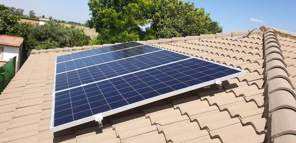 Placas solares en Cordoba