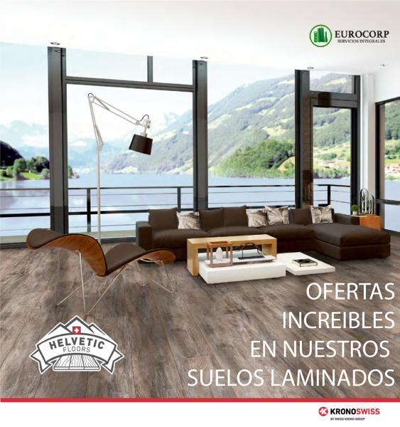 PRECIOS INCREIBLES EN SUELOS LAMINADOS KRONOSWISS