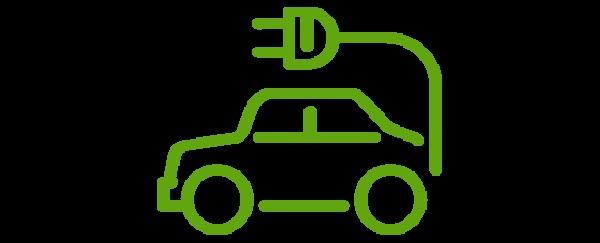 Punto de recarga vehículo eléctrico