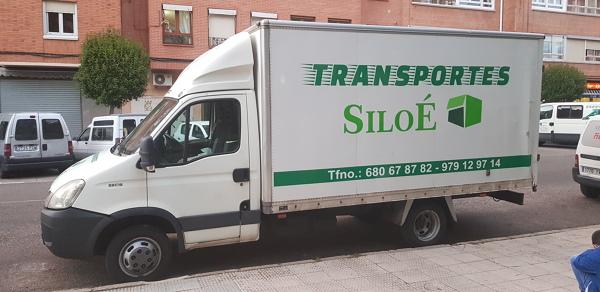 Transporte siloe