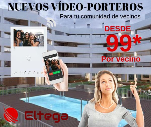 VIDEOPORTERO DE TU COMUNIDAD DESDE 99€