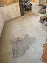 Arreglo de pavimento