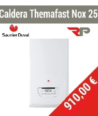 Caldera Themafast Nox 25 Gas Natural Saunier Duval