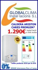 Calderas de Condensación desde 1290€ instalación incluida
