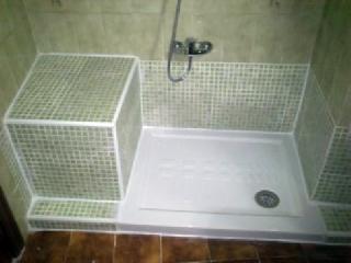 Ofertas ducha obra habitissimo - Duchas con asiento ...