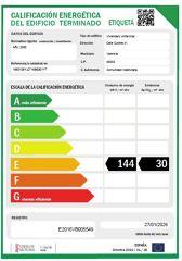 Certificados Eficiencia Energética desde 60 euros.