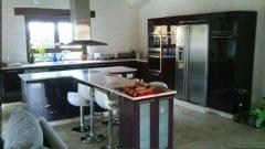 Cocina con PVC