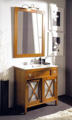 Conjunto de baño con lavabo integral - 295 € -