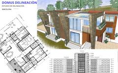 Delineación para la arquitectura