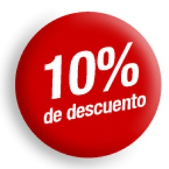 Descuento de 10%