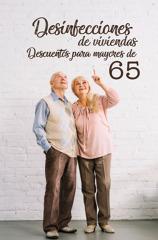 Descuentos para mayores de 65