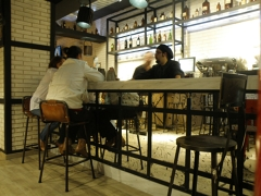 Diseño de Cafetería en Guadalajara