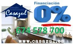 Financia tu Reforma desde 100€/mes