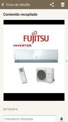 FUJITSU ASY35LLC
