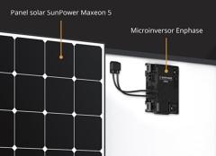 Instalación fotovoltaica de autoconsumo para consumo anual de 6.000kWh