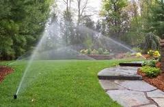 Instalacóon de riego en jardin