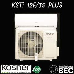 KOSNER KSTI 12F-35 - R32 - Aire Acondicionado Instalaciones BEC 01 - conjunto