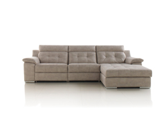 lamda sofa chaise longue