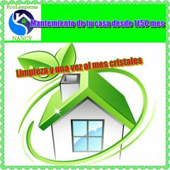 Limpieza del hogar 115€