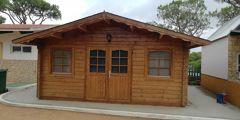 Mantenimiento de casa de madera