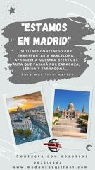 Mudanzas Gil Fast  por Madrid