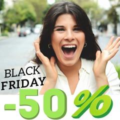 ¡¡ Oferta Black Friday 50% !!