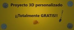 Oferta diseño 3D
