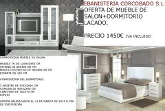 Oferta Dormitorio y Salon