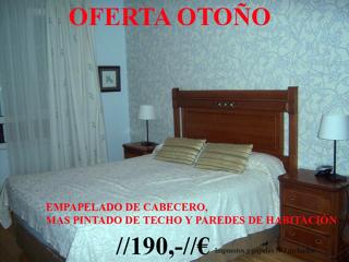 OFERTA OTOÑO 2.012. DECORACION EN HABITACIÓN