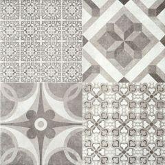 pavimento porcelanico imitación hidraulico