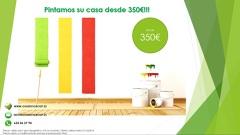 PINTAMOS SU CASA DESDE 350€