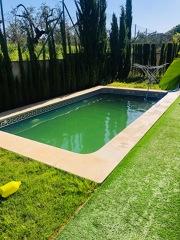 Recuperamos el agua de su piscina