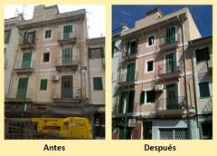 reforma de fachadas y obra nueva precio especial de revestimiento
