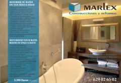 Reforma tu baño por ·3590€
