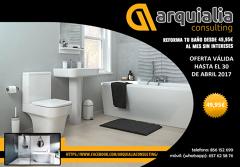 Reforma tu baño por 49,95€/mes