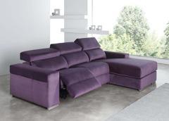sofa chaise longue modelo galileo