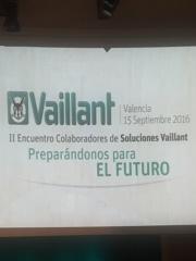 VAILLANT NOVEDADES