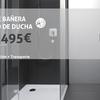 Cambio bañera por plato de ducha en Valladolid