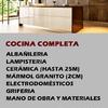 Oferta-refoma cocina(5499€), baño(3599€) o cambio bañera por ducha