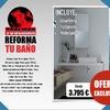 ¡Reforma tu baño completo a un precio muy bajo!