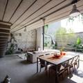 Casa tropical hormigón