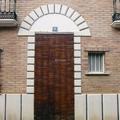 28 viviendas unifamiliares adosadas y cocheras