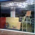 Escaparates en tiendas de Pinturas